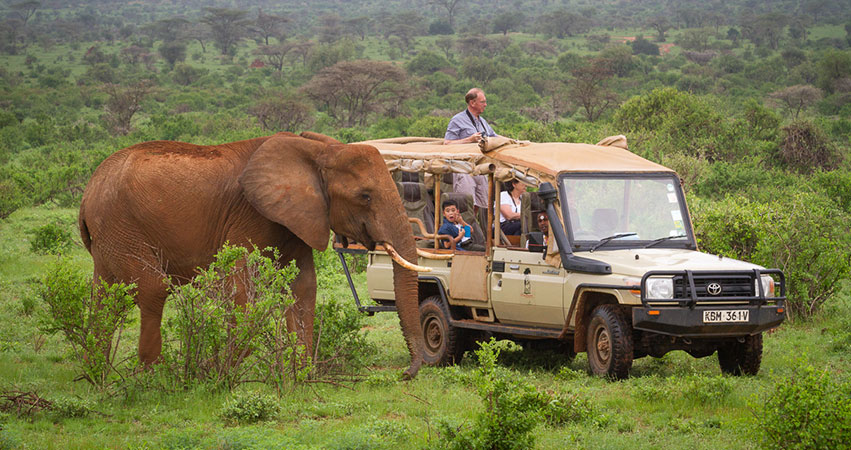 3 Days Samburu National Reserve Private Mid-Range Private Safari