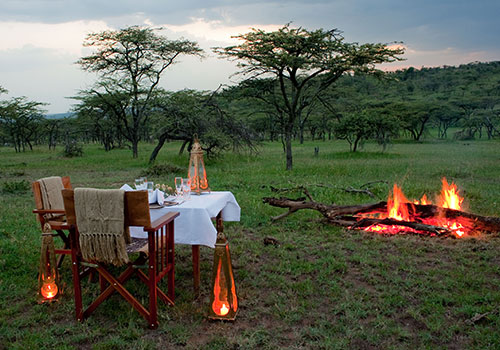 5 Days Kenya Lodge Safari Masai Mara / Lake Nakuru / Amboseli
