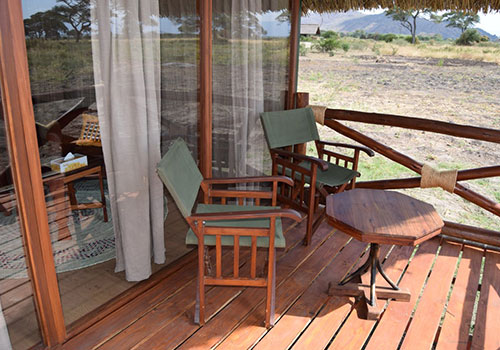 5 Days Tanzania Lodge Safaris: Lake Manyara / Ngorongoro / Tarangire Safari