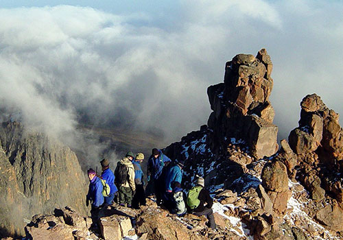 6 Days Mount Kenya Technical Climbing Naro Moru – Chogoria Route