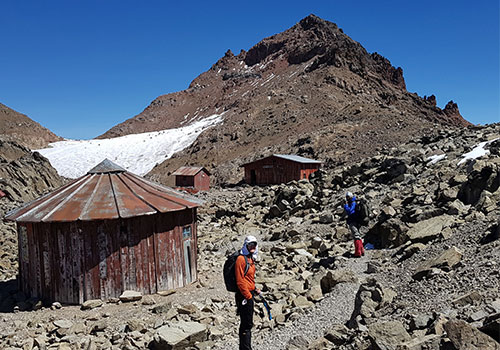 7 Days Mount Kenya Technical Climbing NaroMoru - Chogoria Route