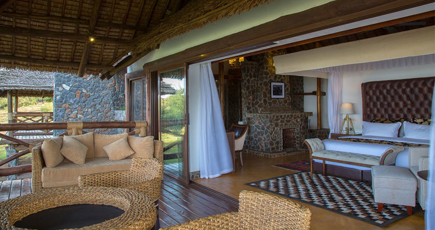 7 Days Tanzania Lodge Safari Lake Manyara_Ngorongoro_Serengeti National Park