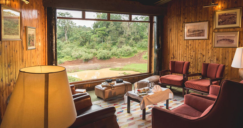 8 Days Mount Kenya / Sweet Water's / Lake Nakuru / Lake Naivasha / Masai Mara Lodge Private Safari