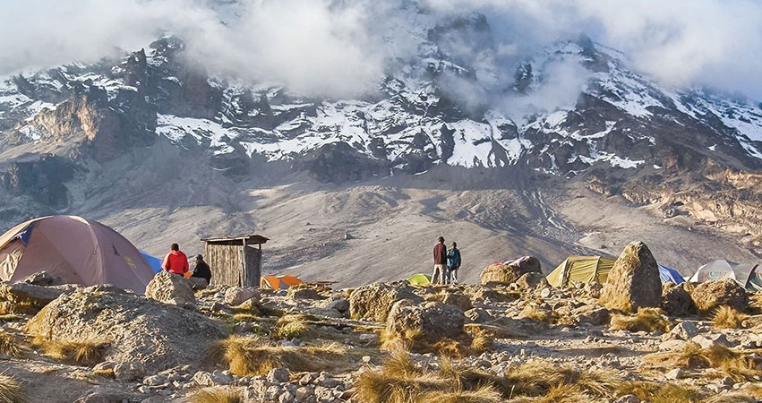 8 Days / 7 Nights Mt.Kilimanjaro Climb Machame Route With-Extra Night