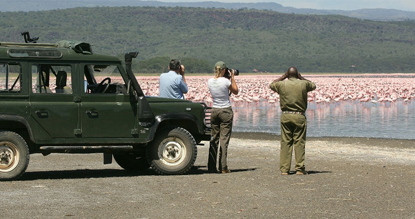 Day Trip - Lake Nakuru National Park
