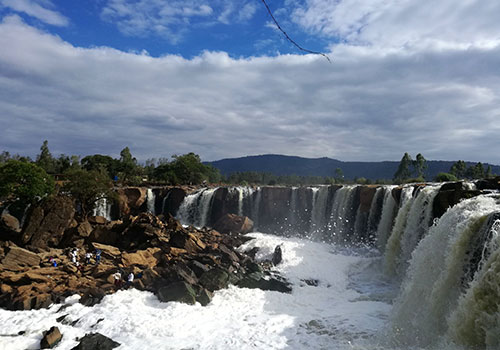 Fourteen Falls Day Trip