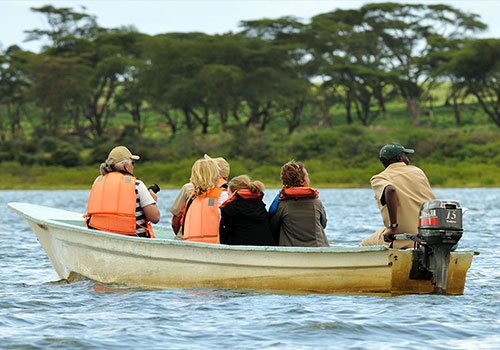 Lake Naivasha Day Trip Package