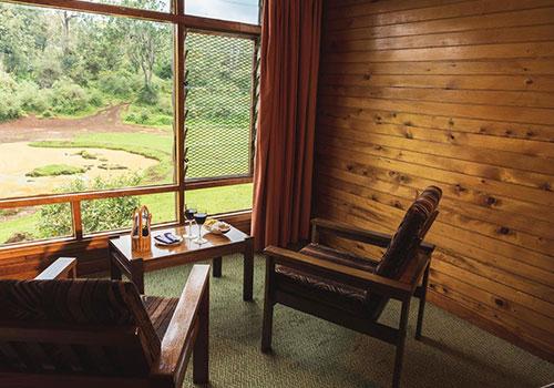 Private Lodge Safari